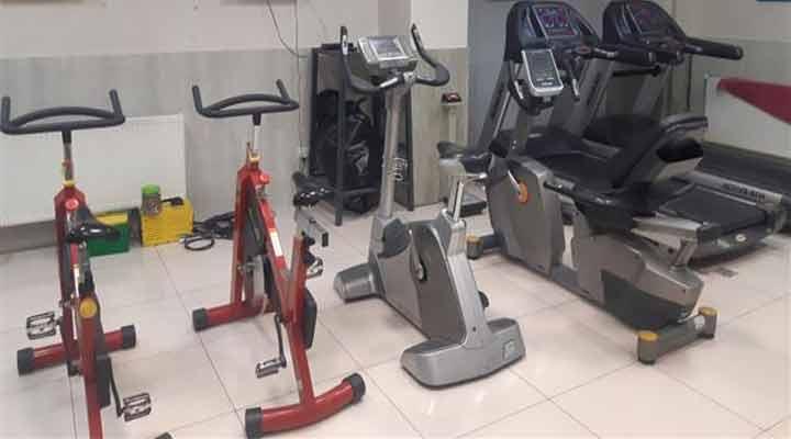 تعمیر دستگاه ورزشی توسط خودتان